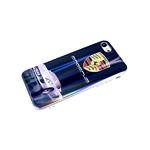 Чехол для Samsung Galaxy A50 кошачий глаз, красочный рисунок, машина серая