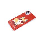 Чехол для Xiaomi Redmi 9 красочный винил, прозрачно-силиконовый борт, INCORGNITO