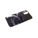 Чехол для Huawei Honor 20e красочный винил, прозрачный борт, БМВ