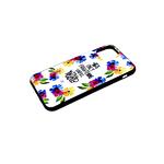 Чехол для Huawei Honor 9 Lite пластиковая, черный борт, цветной принт, only frightening