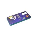 Чехол для Xiaomi Redmi 9 силиконовый борт, AMONG US, зеленая