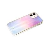 Чехол для Samsung Galaxy A02s силиконовый борт, кошачий глаз CLASSIC CASE, нежно-сиреневая