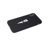 Силиконовый чехол Xiaomi Redmi 9a софт тач матовый, с рисунком, Джокер