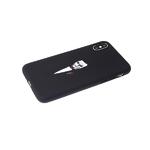 Силиконовый чехол Xiaomi Redmi Note 10 Pro софт тач матовый, с рисунком, Джокер