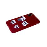 Силиконовый чехол Xiaomi Redmi 9a софт тач матовый, с рисунком, Карл и коты