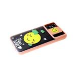 Чехол для Samsung Galaxy A12 матово-прозр. со свап-защитой камеры, с рисунком, Sleep Well