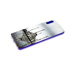 Чехол для Iphone 11 прозрачный борт, красочный рисунок, мечеть