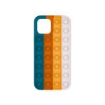 Силиконовый чехол Samsung Galaxy A52 разноцветный, POP IT