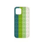 Силиконовый чехол Iphone 7/8 разноцветный, POP IT