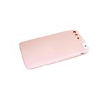 Силиконовый чехол Realme C11 силикон кавер в блистере, бархат, с защитой камеры, бледно-розовый