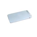 Силиконовый чехол Realme C3 силикон кавер в блистере, бархат, с защитой камеры, голубой (12)
