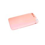 Силиконовый чехол Realme C3 силикон кавер в блистере, бархат, с защитой камеры, розовый (2)