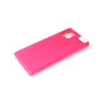 Силиконовый чехол soft touch 2mm для Xiaomi Redmi Note 10 Pro (4G) в коробке, ярко-малиновый