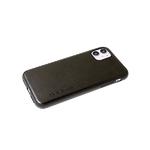 Силиконовый чехол Xiaomi Redmi Note 8T X-Level имитация кожи, черный