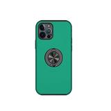 Чехол для Samsung Galaxy A51 с защ.камеры, противоударная, с магнитным держателем, изумрудная