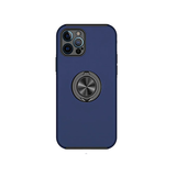 Чехол для Samsung Galaxy A51 с защ.камеры, противоударная, с магнитным держателем, синяя
