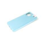 Силиконовый чехол soft touch 2mm для Samsung Galaxy M11/A11 в коробке, бирюзовый