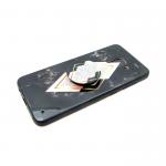 Силиконовый чехол Samsung Galaxy J2 Pro (2018) в комплекте с popsockets, рисунок №1