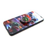 Силиконовый чехол Samsung G965F Galaxy S9 Plus в комплекте с popsockets, рисунок №3