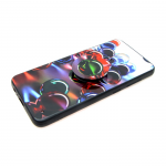 Силиконовый чехол Huawei Honor 6C Pro в комплекте с popsockets, рисунок №3