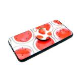 Силиконовый чехол Xiaomi Redmi 6X в комплекте с popsockets, рисунок №7