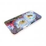 Силиконовый чехол Iphone 6/6S лаковый со стразами, рисунок №1