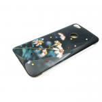 Силиконовый чехол Samsung G532F Galaxy J2 Prime лаковый со стразами, рисунок №15
