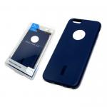 Силиконовая накладка Cherry для Huawei Y5 2017 синий