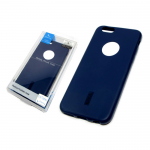 Силиконовая накладка Cherry для Lenovo K6 Power синий