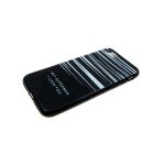 Силиконовый чехол Huawei P20 Lite HEY полосатый, коричневый