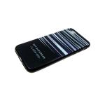 Силиконовый чехол Samsung A520F Galaxy A5 2017 HEY полосатый, синий