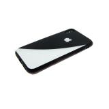 Задняя крышка Samsung G950F Galaxy S8 Инь-янь, черно-белый