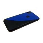Задняя крышка Samsung G955F Galaxy S8 Plus Инь-янь, черно-синий