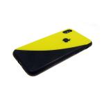Задняя крышка Samsung J510 Galaxy J5 2016 Инь-янь, черно-желтый