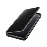 Чехол-книга Clear View Standing Cover Xiaomi Redmi 4X зеркальная черная