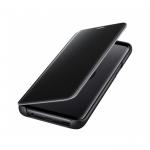 Чехол-книга Clear View Standing Cover Huawei P20 (2018) зеркальная черная