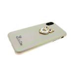 Задняя крышка Iphone 7/8 Collection сова, бежевый