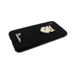 Задняя крышка Iphone 7/8 Collection сова, черный