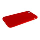 Силиконовый чехол Meizu M5S Кислота, красный
