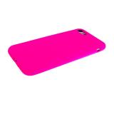 Силиконовый чехол Meizu M5S Кислота, розовый