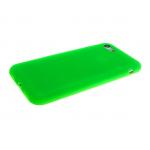 Силиконовый чехол Samsung A720F Galaxy A7 2017 Кислота, зеленый