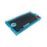 Задняя крышка Iphone XS Max 6.5 Monarch PC+TPU кожаная, черная