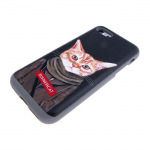 Силиконовый чехол Iphone 7/8 Remax Creative Case, рис. RK-084