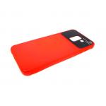 Силиконовый чехол Samsung J600F Galaxy J6 2018 Remax mate, красный