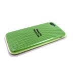 Силиконовый чехол Iphone 7/8 Silicone Case перфорация, зеленый