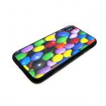 Задняя крышка Iphone 7/8 стеклянная с рисунком №30