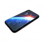 Задняя крышка Iphone 7/8 стеклянная с рисунком №31