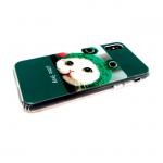 Задняя крышка Iphone 6/6S стеклянная с животными, little frog