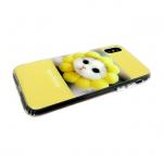 Задняя крышка Iphone 7/8 стеклянная с животными, Sun flower