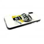 Чехол для Iphone 6/6S стеклянная с животными, sunshine